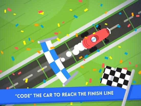 Code Karts - Pre-coding logic screenshot