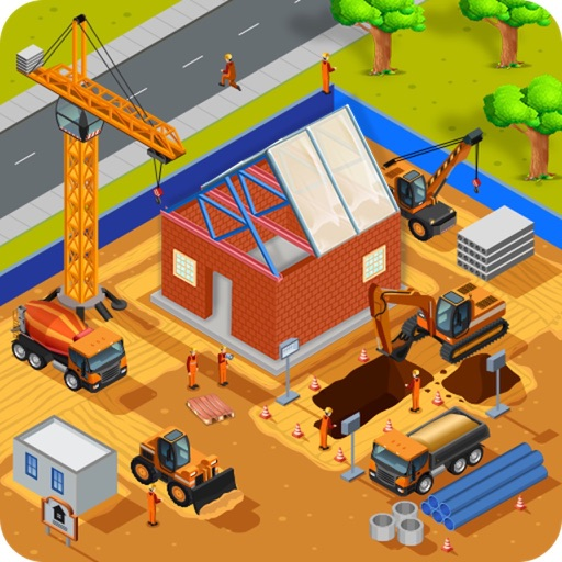 Little Builder - Construction