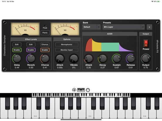 Chameleon AUv3 Sampler Plugin screenshot 8