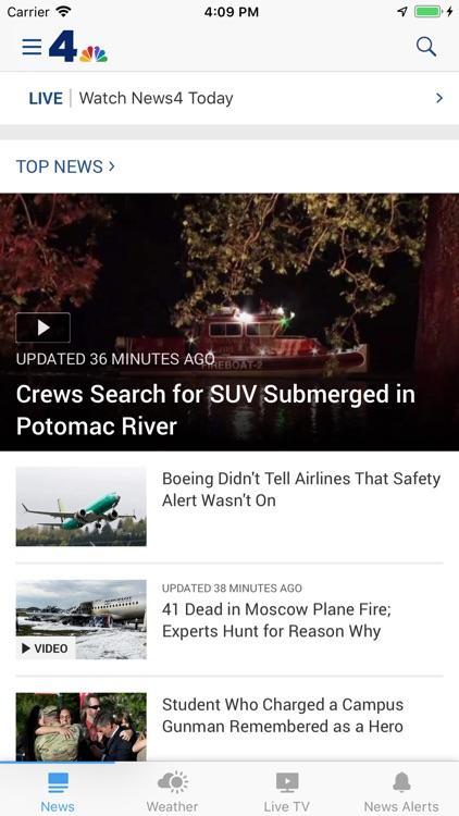 NBC4 Washington screenshot-0
