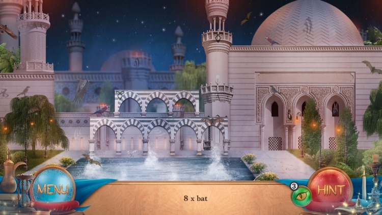 Aladdin: Search and Find Games screenshot-3