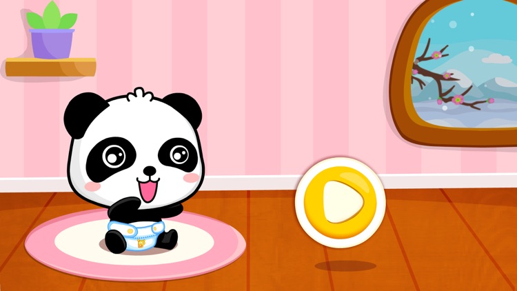 Baby Panda Care screenshot-4