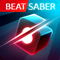 App Icon for Beat Saber ! - Rhythm Game App in Malta IOS App Store