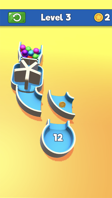 Pipe Balls screenshot 5