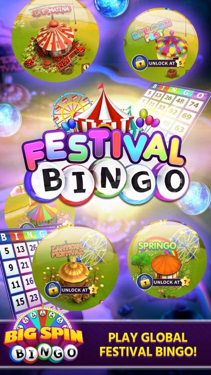 Big Spin Bingo|Best Bingo Game screenshot-7