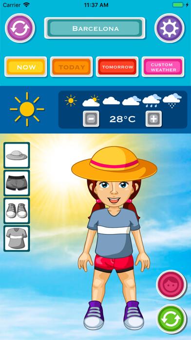 天気と今日の服装のおすすめ画像8