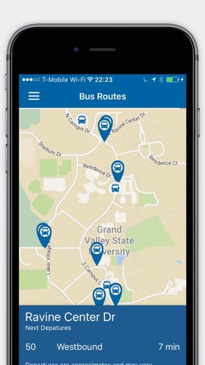 GVSU Laker Mobile screenshot-3