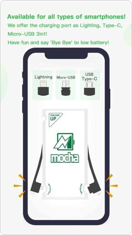 mocha-Powerbank screenshot-4