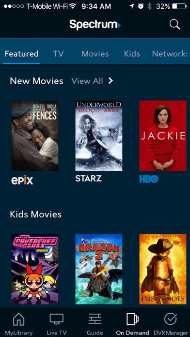 Spectrum Tv App Reviews - User Reviews of Spectrum Tv