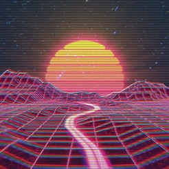 VaporWave-Effects Photo Editor on the App Store