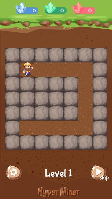 Hyperminer screenshot 1