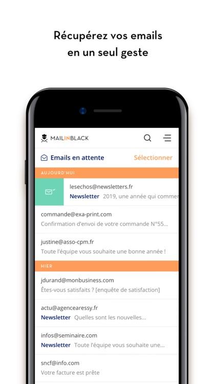 Mailinblack Anti-spam