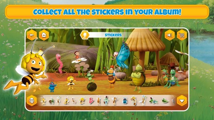 Maya the Bee's gamebox 2 screenshot-6