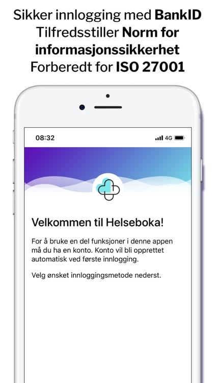 Helseboka screenshot-9