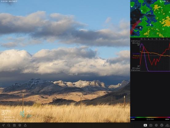 MyRadar NOAA Weather Radar – Forecasts, Storms, and Earthquakes screenshot