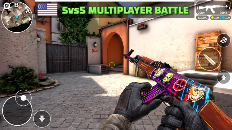 Counter Attack Multiplayer FPS