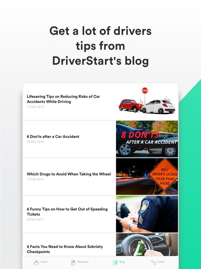 DMV Driving Test Driver Start on the App Store