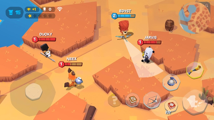 Zooba: Fun Battle Royale Games screenshot-8