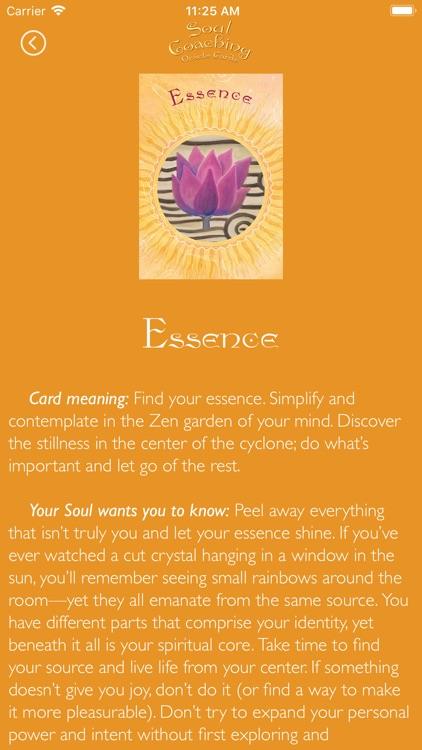 Soul Coaching Oracle Cards screenshot-3