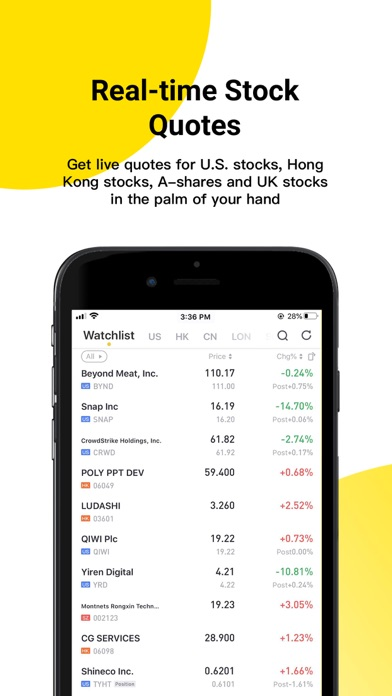 Tiger Trade-Global Invest&Save Screenshot