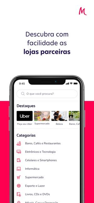 25c8e78ed  Méliuz - Seu dinheiro de volta na App Store