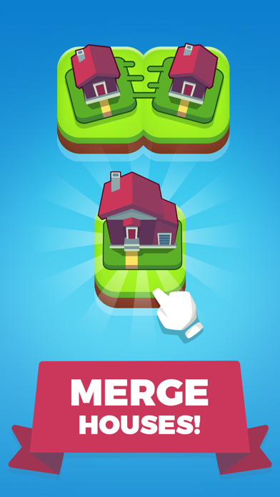 Merge Town! på PC