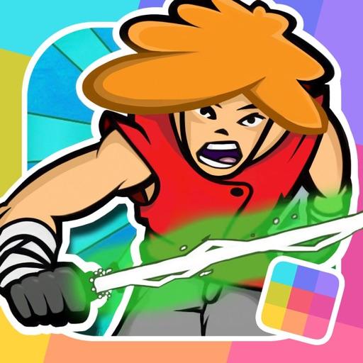 Don't Run With A Plasma Sword