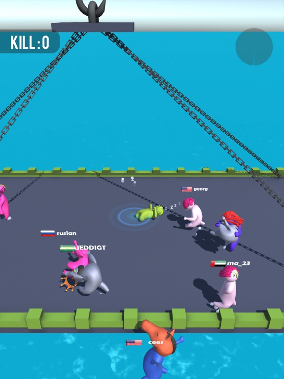 iPad Image of Party.io