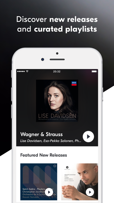 IDAGIO - Classical Music Screenshot