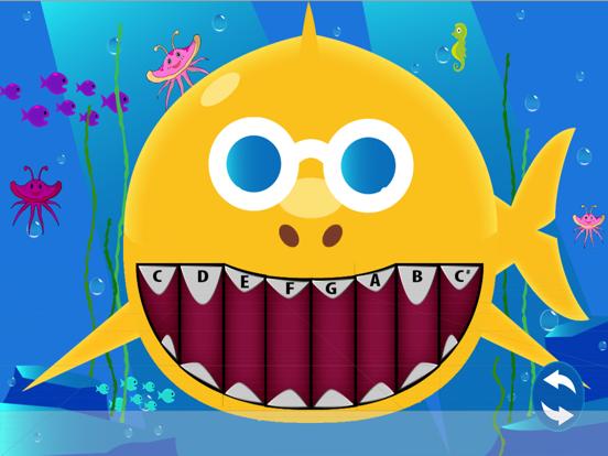Magic Little Shark Piano screenshot #1
