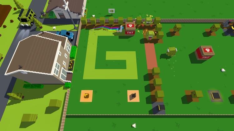 Mutated Lawns screenshot-4