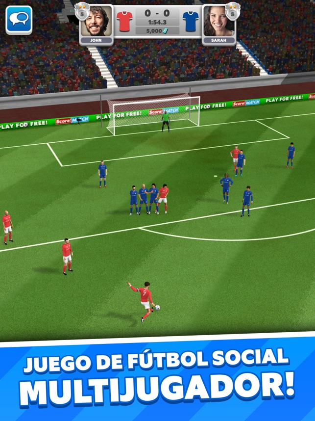 ‎Score! Match - Futbol PvP Screenshot