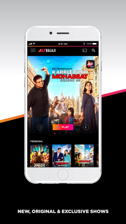ALTBalaji – Original Webseries screenshot-0