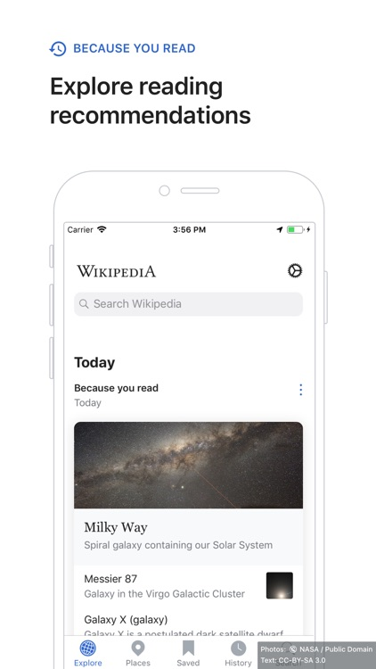 Wikipedia by Wikimedia Foundation