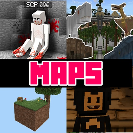 Maps & AddOns For Minecraft PE