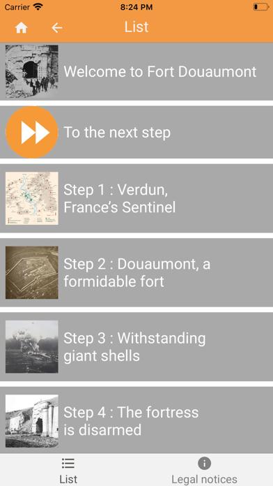 Forts de Vaux et Douaumont screenshot 4