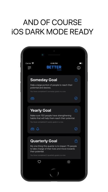 BETTER: Reach Your Potential screenshot-4