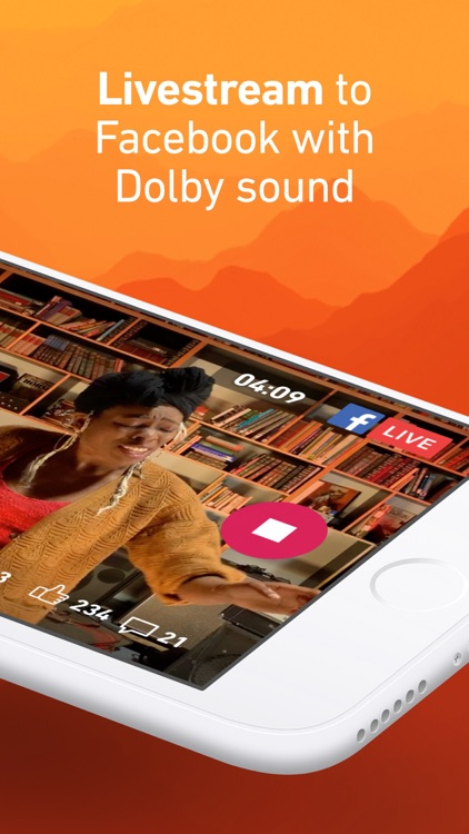 Dolby On: Record Audio & Video screenshot-3