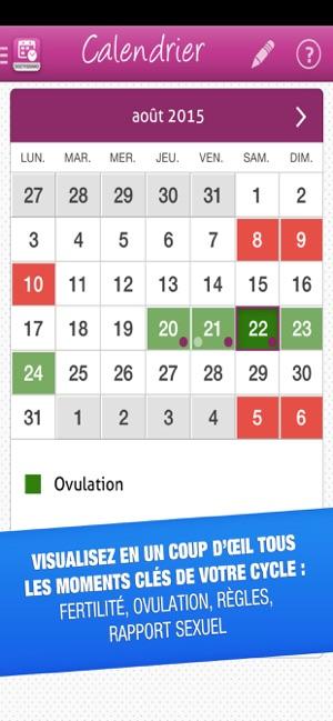 Calendario Maya Gravidanza.La Mia Ovulazione Su App Store