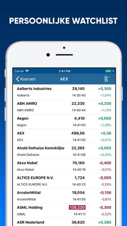 IEX.nl Beleggingsinformatie screenshot-4