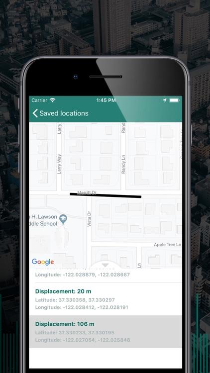 My GPS Tape Measure screenshot-4