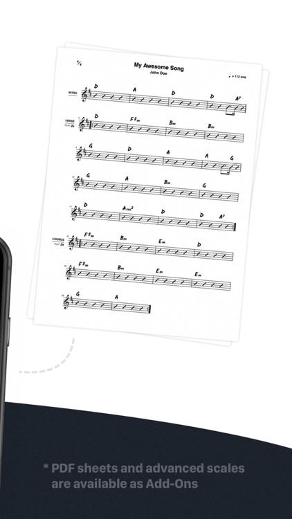 TONALY: Write & practice music screenshot-8