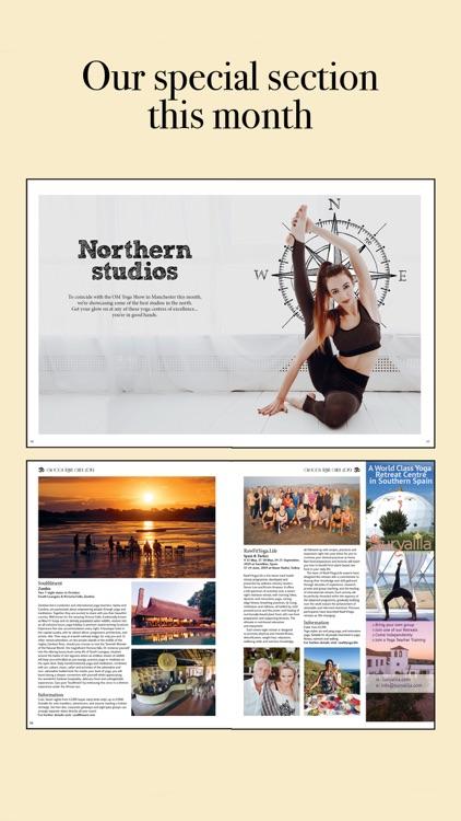 OM Yoga Magazine screenshot-4