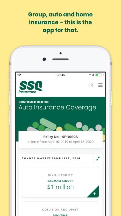 SSQ Insurance screenshot-5
