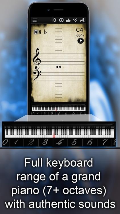 Piano Notes Finder LR screenshot-4