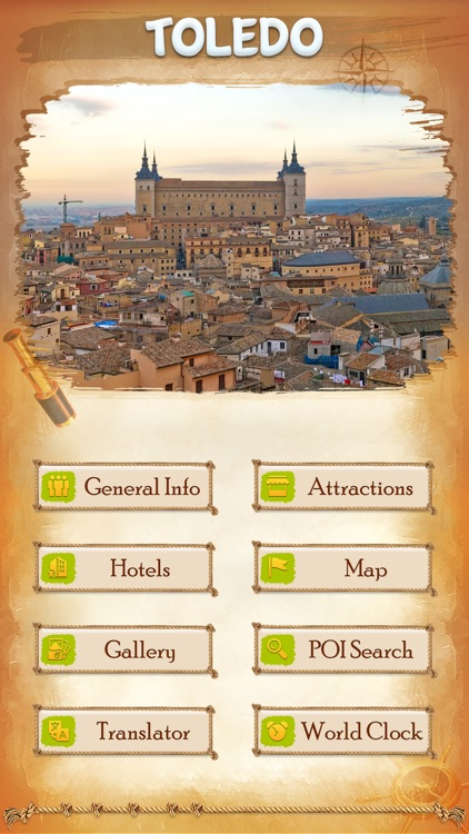 Toledo City Guide screenshot-1