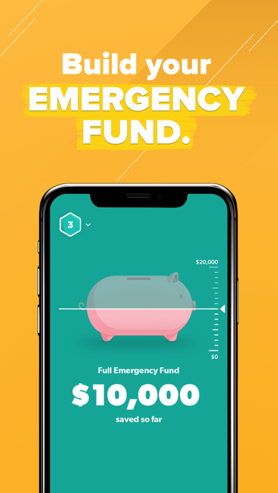 BabySteps: Money Goal Planner Screenshot