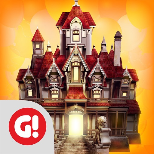 Mystery Manor HD icon