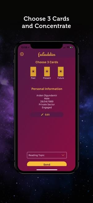 Faladdin - Fortune Teller on the App Store