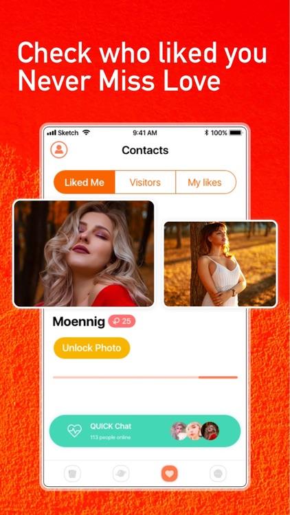 BBW dating - Pluser screenshot-4